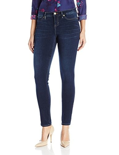 Dittos Womens Mary Midrise Legging Jean, Super Dark Enzyme Flex Stretch, 29