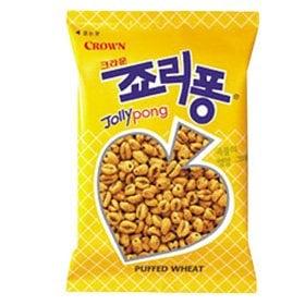 『CROWN』ジョリポン|ミールスナック(74g/320kcal) クラウン スナック 韓国お菓子