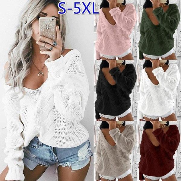 2017新しい6色の女性の秋と冬のカジュアル服暖かい編みのチュニックトップススリムフィットウェストKni