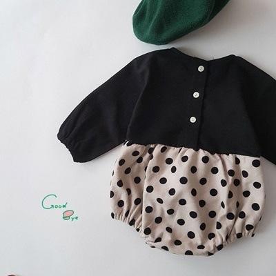 716e174e10f43  Qoo10  韓国の子供服、子供のかわいい水玉ジャンプ...   ベビー・マタニティ