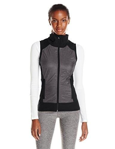 Alo Yoga Womens Lakeside Vest, Black, Medium