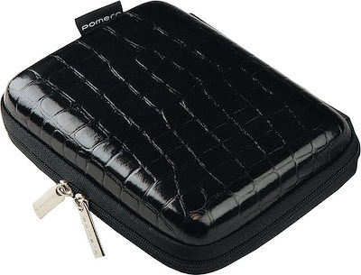 (まとめ買い)キングジム ポメラ 専用セミハードケース ブラック DMC3クロ 〔3個セット〕