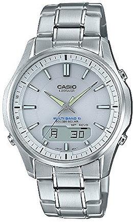 [カシオ]CASIO 腕時計 リニエージ 電波ソーラー LCW-M100DE-7AJF メンズ 【4549526161445-LCW-M100DE-7AJF】