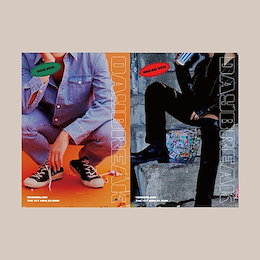 【日本国内発送】【2種セット】 YOON DU JUN - DAYBREAK / 1ST MINI ALBUM