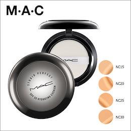 \送料無料💚クーポン使用可/ MAC / マック スタジオ パーフェクト SPF 50 ハイドレーティング クッション コンパクト ライトフル C SPF50 クイック フィニッシュ コンパクト