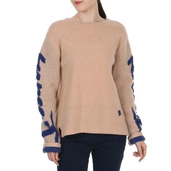 シシコレクトルーズフィットニートY144KSK071 ニット/セーター/韓国ファッション