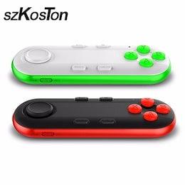 ゲームコントローラBluetoothワイヤレスゲームパッドハンドルVRリモートコントローラ(PCおよびAndroidシステム向け)