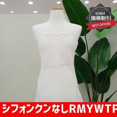 シフォンクンなしRMYWTP020 /トップ/ノースリーブTシャツ/ 韓国ファッション