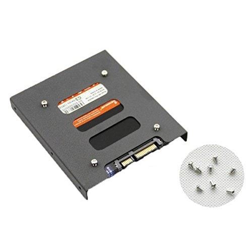 SSD HDD 2.5インチ → 3.5インチ 変換ブラケット/マウンター [並行輸入品]