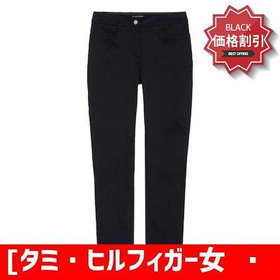 [タミ・ヒルフィガー女性][タミ・ヒルフィガー女性]クラシックアンクル・パンツTFMR1PPE19D0B60 /パンツ/面パンツ/韓国ファッション