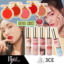 [3CE] ★2018NEW 新商品★TAKE A LAYER MULTI POT / TINTED WATER TINT  / 口紅 / ティント/チークBESTSELLER