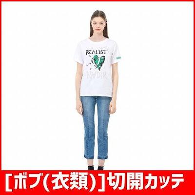[ボブ(衣類)]切開カッティングのデニムパンツ7118155932140 /パンツ/ショートパンツ/デニムパンツ/韓国ファッション