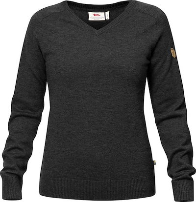 Fjallravenフェールラーベン レディース ニット・セーター アウター Sormland V-Neck Sweater