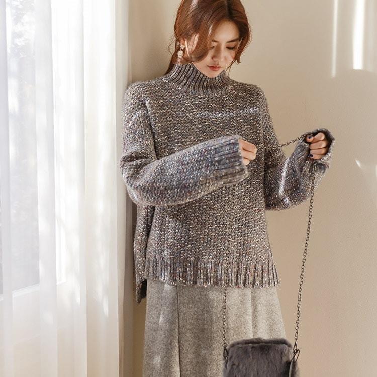 韓国 ファッションサイトNo.1 [CHICHERA]★送料無料★/デイリーポルラニトゥ