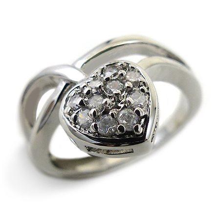 『広告の品 』売り切ります ピンキーリング リング 指輪 レディース シンプル きらきら パーティーや結婚式、プレゼント 3号 5号 9号 11号【あす楽】ファッション アクセONE おしゃれ レディ