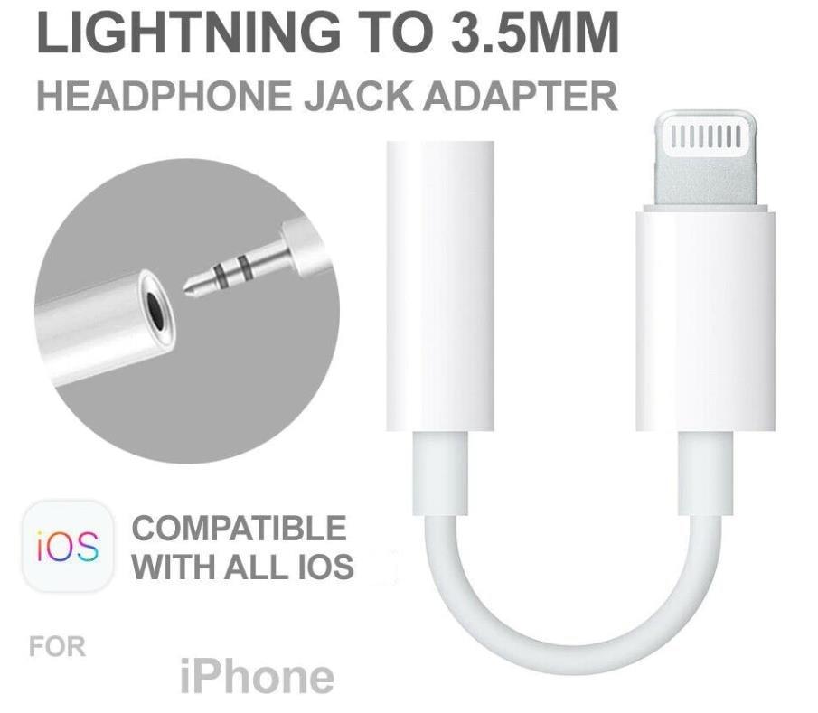 【メール便対応】IOS14対応Bluetoothリンクタイプ iPhone Lightning - 3.5mm イヤホン・ヘッドフォンジャックアダプタ/変換ケーブル イヤホンジャックiPhone