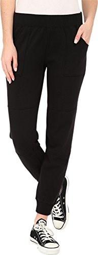 RVCA Womens Sure Thing Pants Black Pants XL