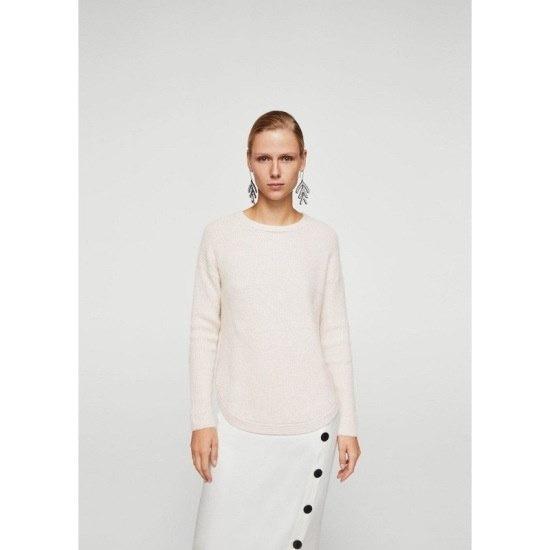 マンゴーMANGOリブドニットセーター ニット/セーター/ニット/韓国ファッション