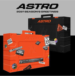 (K-POP)アストロ(ASTRO)2021シーズングリーティング[READY ver/ START verランダム発送]