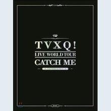 韓国スター写真集 東方神起 -TVXQ! LIVE WORLD TOUR:CATCH ME 公演 フォトブック(フォトブック(148P)+葉書9枚+パッケージボックス) TVXQ01PB