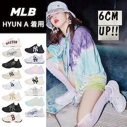 [MLB Korea] BIG BALL CHUNKY 厚底 スニーカー 春 シューズ 白いスニーカー レディース メンズ 韓国ファッション
