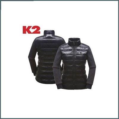 [ケイトゥ]女性WARM BIZ・ポリスハイブリッドジャケットKWU18150O / 風防ジャンパー/ジャンパー/レディースジャンパー/韓国ファッション
