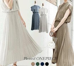 2020夏 ワンピース 半袖 カジュアル ロング ワンピース ドレス 韓国ファッション フォーマル オフィス通勤