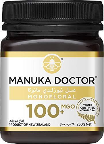 Manuka Doctor マヌカハニー MGO100 250g ニュージーランド産 MANUKA HONEY100% 国内正規品