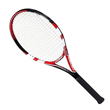 テニステニスラケット耐久性のあるアルミニウム合金炭素