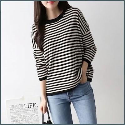 ジュルジアクリルティ1025062 /ニット/セーター/ニット/韓国ファッション