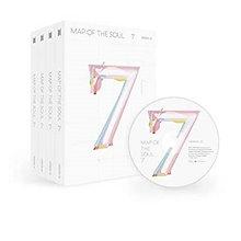 [ VERSION 01 ] BTS - MAP OF THE SOUL: 7 ◆KOKOKOREA限定おまけ5点付き◆ 防弾少年団 バンタン アルバム