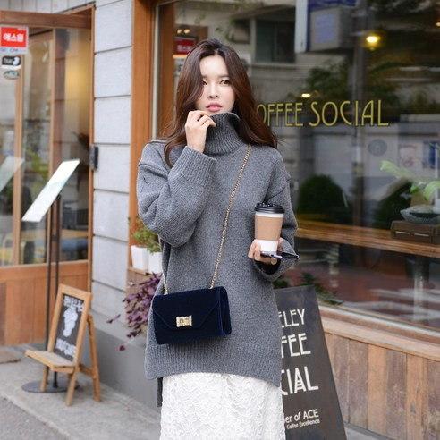 さらにムードK273コンフォートニットkorean fashion style