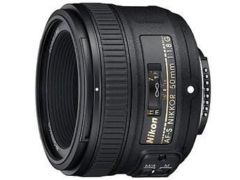 Nikon AF-S NIKKOR 50mm f/1.8G AFS50MMF1.8G [並行輸入品]