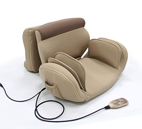骨盤チェア 座椅子 ネトレスリム骨盤チェア E-EM001BBベージュ