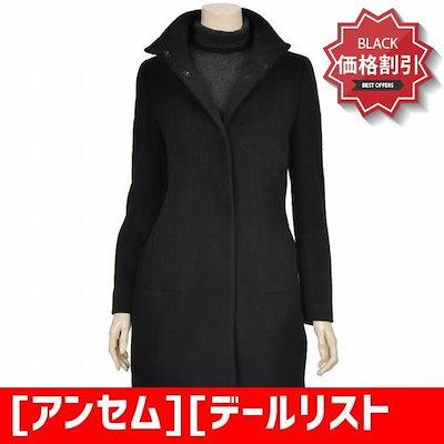 [アンセム][デールリスト]ソリッドハイネックのウールのコートMDBEARW931106 /ポコート/コート/韓国ファッション
