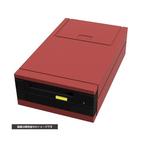 CYBER・レトロデザインHDMIセレクター 3in1 CY-MFCRHDSE3-RE 製品画像