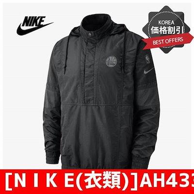 [N I K E(衣類)]AH4333-010、N I K Eのゴールデンステイト・フヂジャケット / 風防ジャンパー/ジャンパー/レディースジャンパー/韓国ファッション