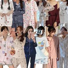 【今日新入荷パジャマ❤限定大特価販売】2021春夏最安值挑战 ルームウェア★大人気高品質静電気防止 韓国ファッション可愛い2点セット女性ふわふわワンピース婦人ナイトウェア肌にやさしい絹セットアップ