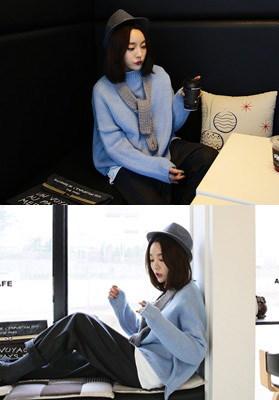 [LAGIRL]오프닝-knit