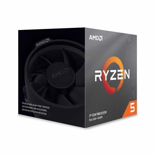 AMD Ryzen 5 3600X BOX 100-100000022BOX[即納可]