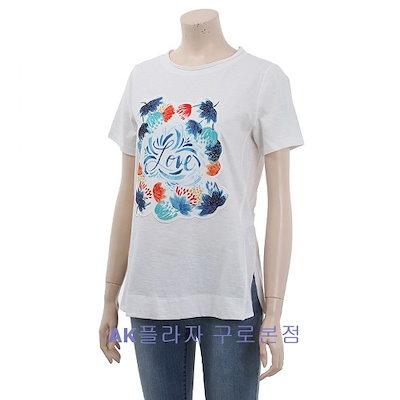 [AK公式ストア]【oliviahassler] OH9MTS205面スラブTシャツ