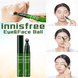 【 日本国内発送店 】【イニスフリー】【Green Tea Seed Eye &Face Ball】【グリーンティーシードアイ&フェイスボール】