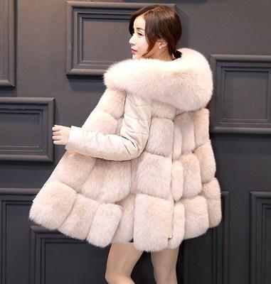 2016年冬の新型の毛皮のコート/解体の袖/チョッキ着ている/韓国ファッション/女性らしさUP/フィットスタイル/大ヒット/大人気