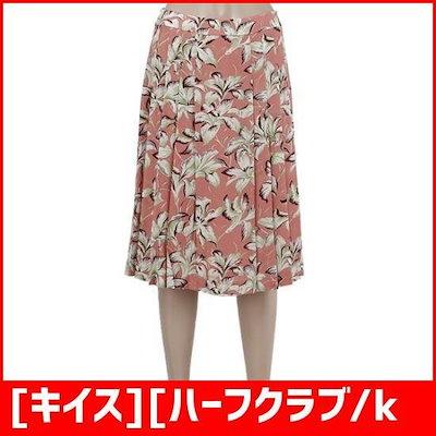 [キイス][ハーフクラブ/keith]ストックP/TK7SS116-71 /スカート/Hラインスカート/ 韓国ファッション