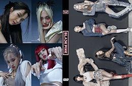 【K-POP ケース】☆★BLACK PINK 2019 PVTV 4枚入りケース ★【ブラックピンク ジェニ ジス ロゼ リサ KPOP DVD】