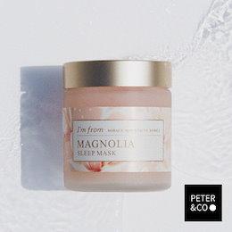 [Im From アイムプロム] マグノリアマスク110ml / Magnolia mask 110ml