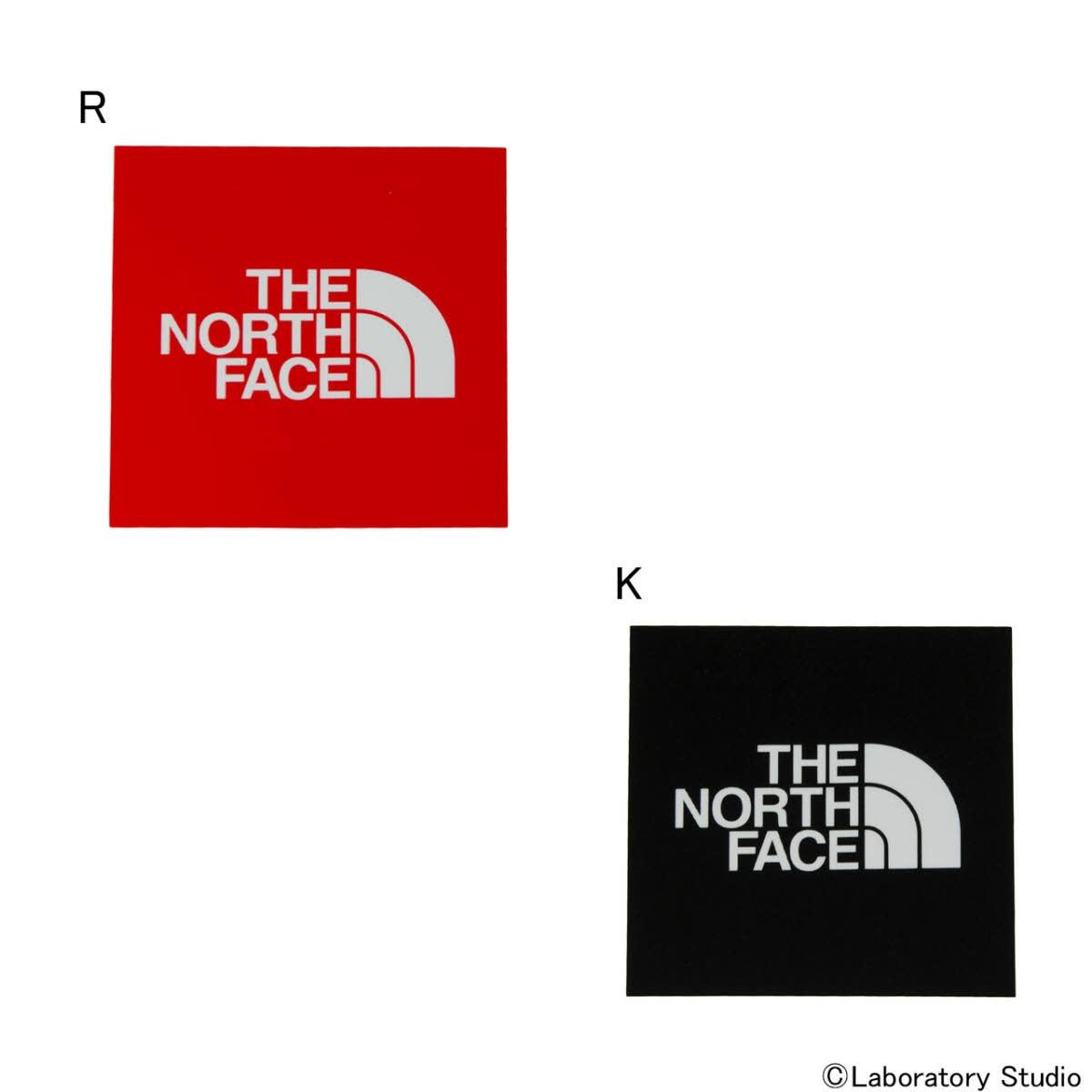 ザ・ノース・フェイス (THE NORTH FACE) TNF スクエアロゴステッカーミニ(TNF Square Logo Sticker Mini) NN32015 [分類:アウトドア用品 ピンバッ