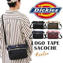 7f48a5f5d293 ディッキーズ ショルダーバッグ Dickies サコッシュ sacoche ショルダーバッグ テープ 14953000 斜めがけバッグ サコッシュ  サコッシュバッグ