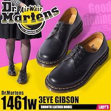 ドクターマーチン 3アイ ギブソン 1461 W DR.MARTENS 3 EYE GIBSON レディース シューズ