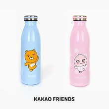 【Kakao friends】カカオフレンズミルキステンボトル/Kakao friends milky stainless bottle/2種・500ml